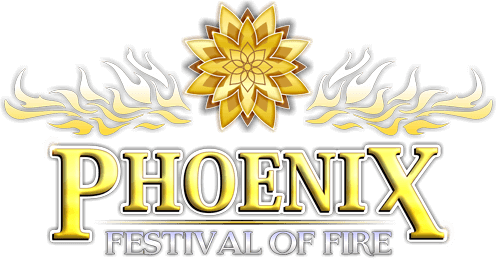 Phoenix Festival of Fire Logo